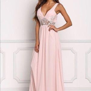 Blush Maxi Gowns